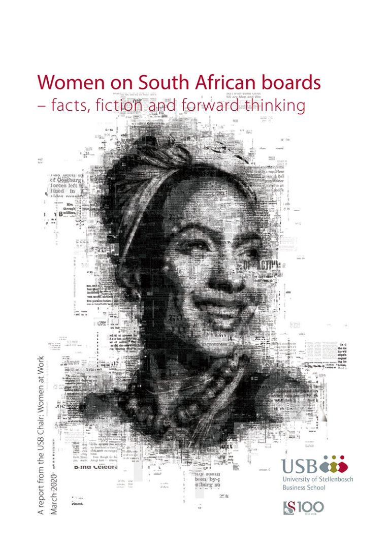 Women on SA Boards Cover